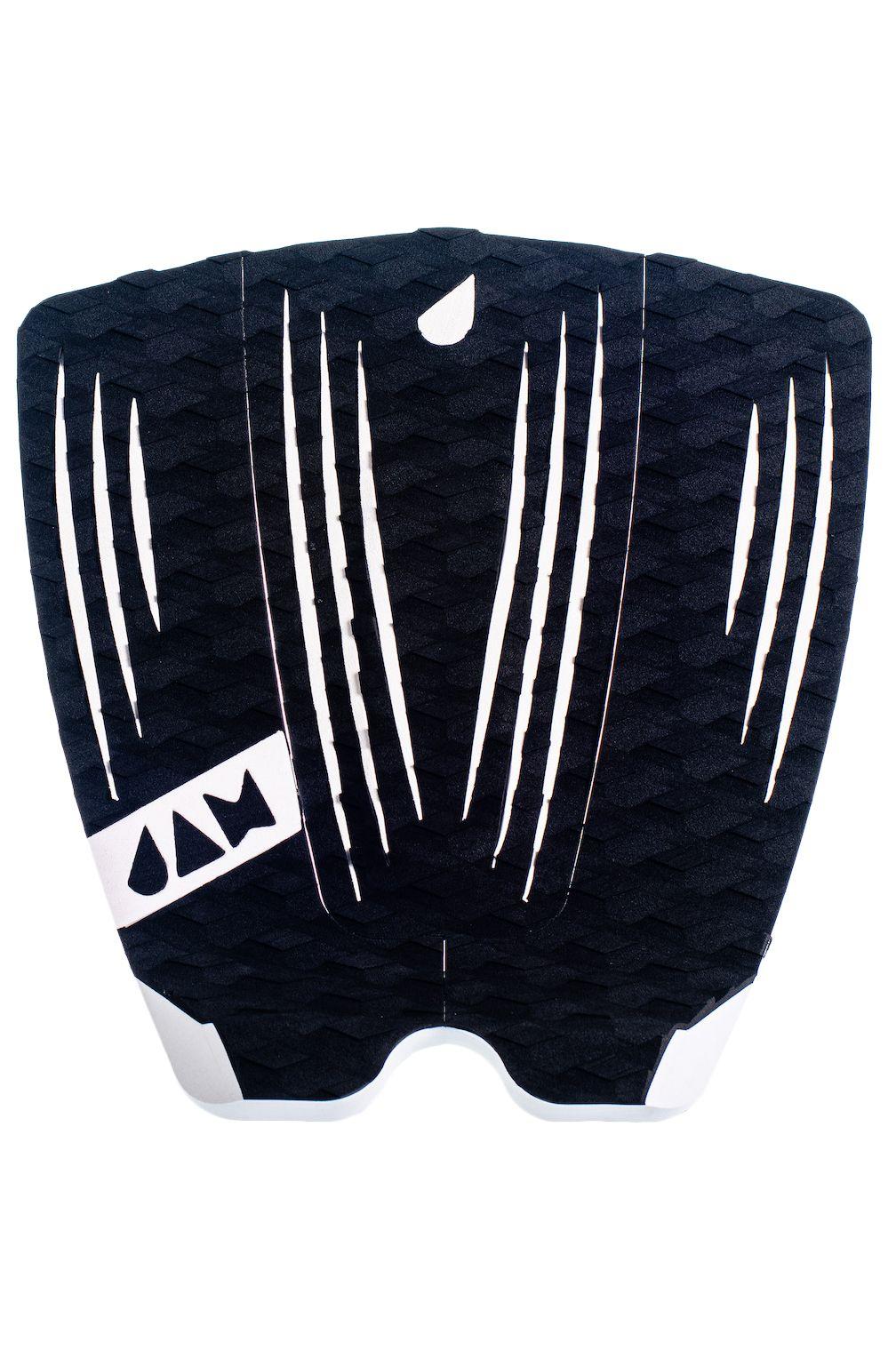 Jam Deck RECKLESS 3 PIECE Black/White Stripes
