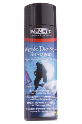 McNett Diversos Detergente WETSUIT + DRYSUIT SHAMPOO 250ML Assorted