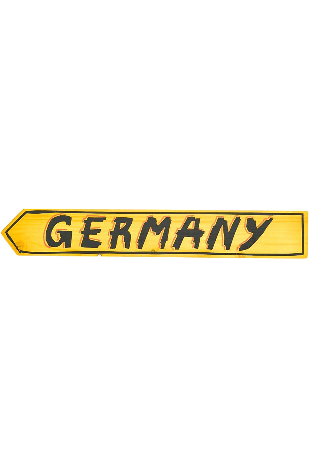 VR Diversos Sinal GERMANY Yellow