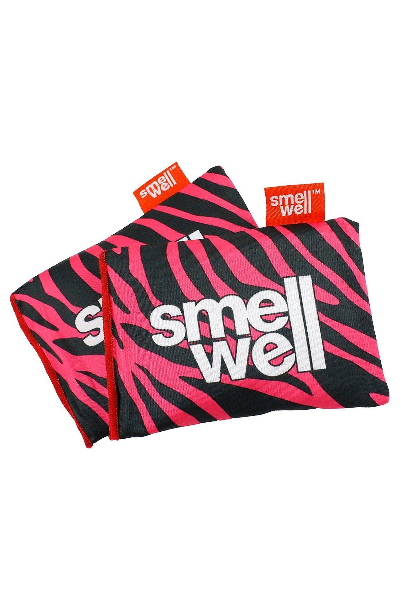 DV Smell Well SHOE DEODORIZER & NATURAL ODOR ABSORBER (2PK) Pink Zebra