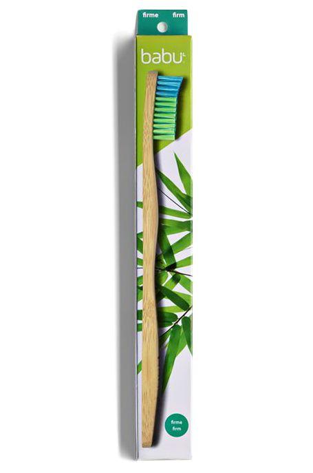 Babu Diversos Escova Dentes BAMBU FIRME Green/White
