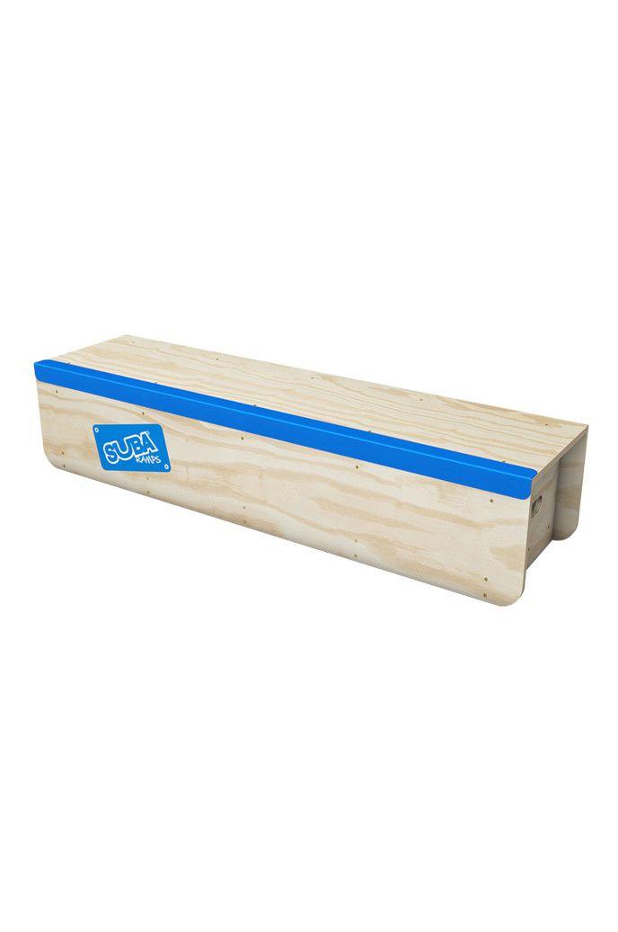 Subaramps Diversos Rampa CURB BOX 40 Blue
