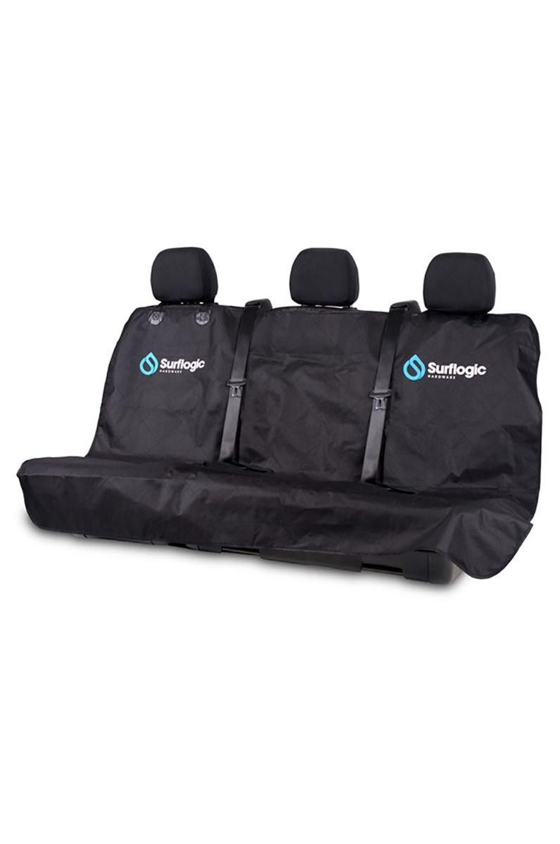 Surf Logic Diversos WATERPROOF CAR SEAT COVER TRIPLE CLIP SYSTEM Black