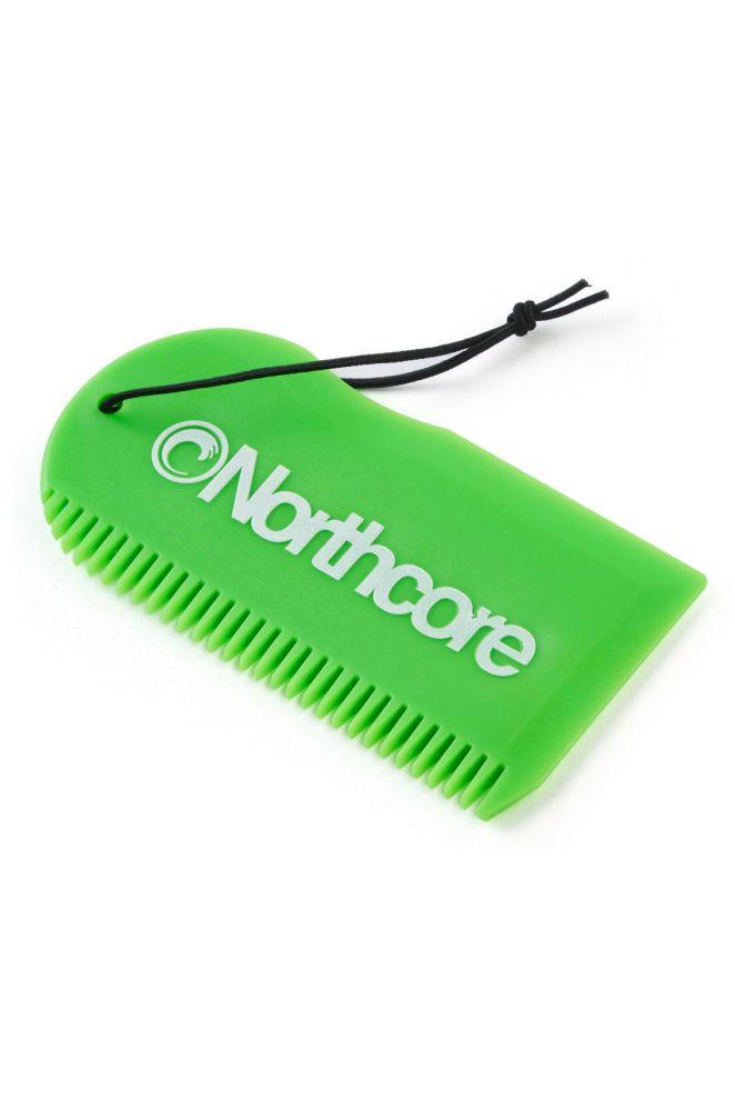 Raspador Northcore WAX COMB Green
