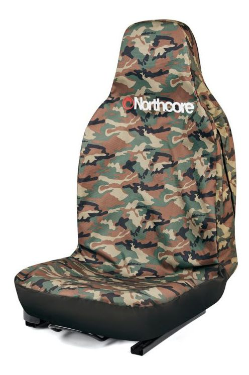 DV Northcore WATER RESISTANT CAR SEAT COVER ? SINGLE Camo