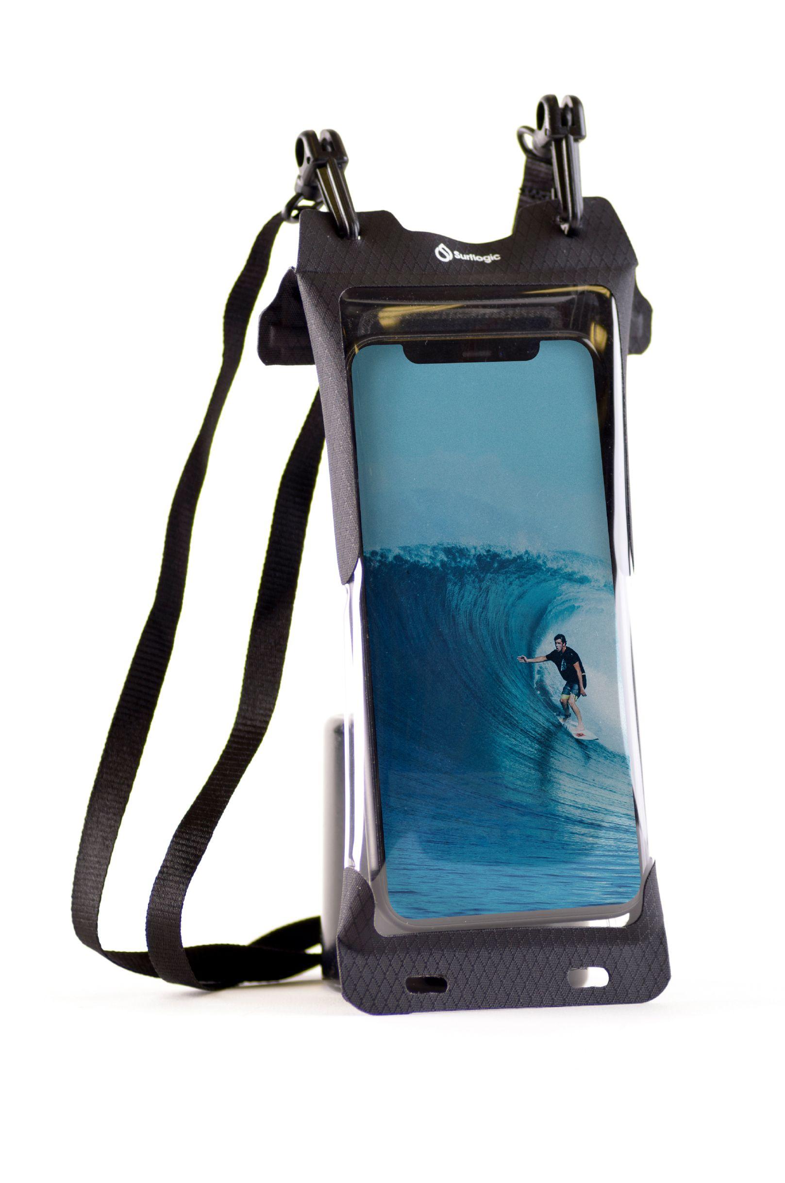 Surf Logic Diversos WATERPROOF PHONE CASE Black