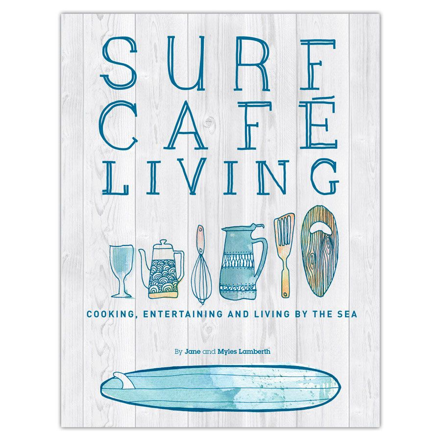 Livro Northcore SURF CAFE LIVING Assorted
