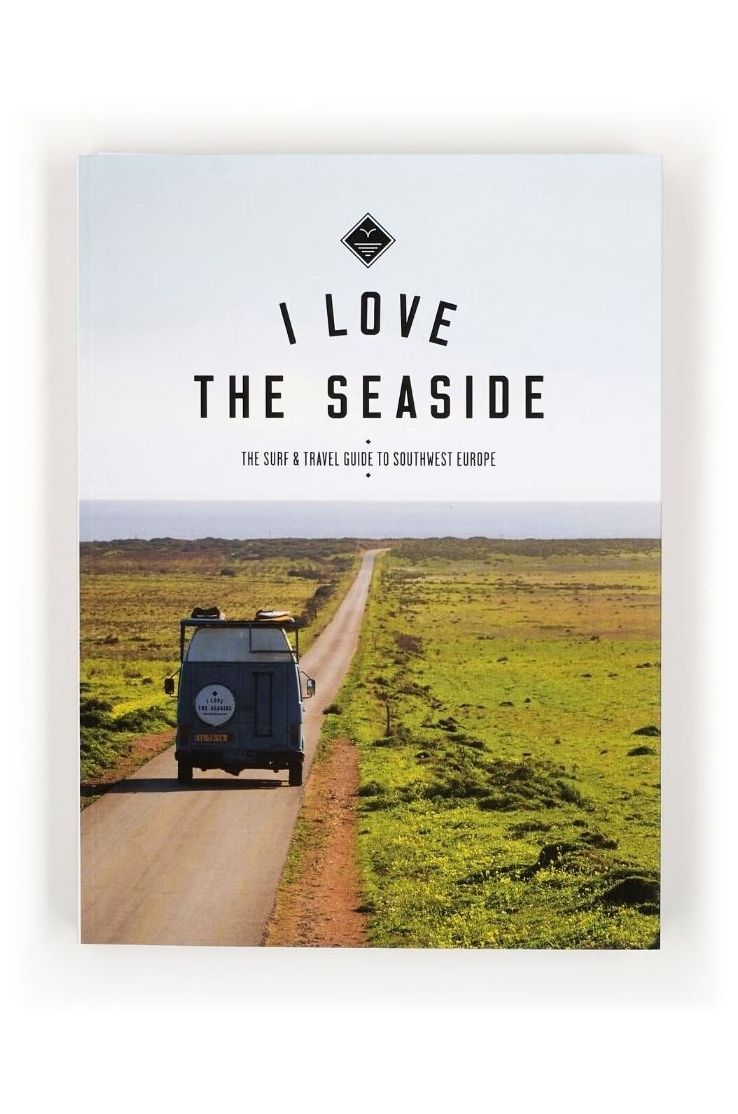 VR Book I LOVE THE SEASIDE GUIDE SW Assorted