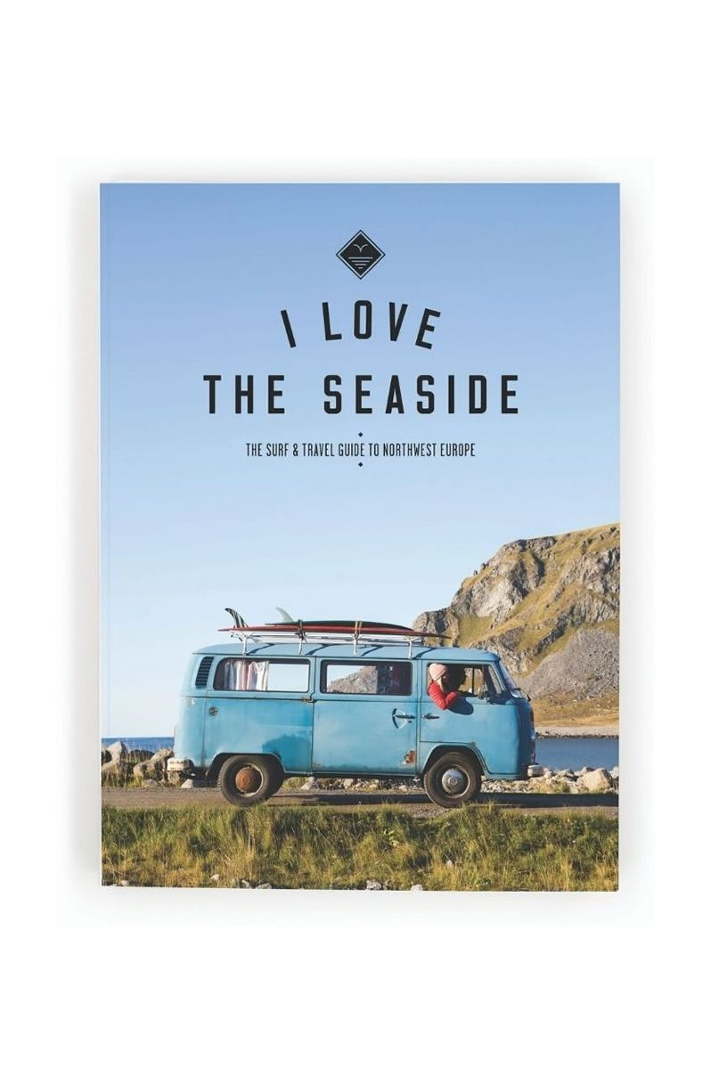VR Book I LOVE THE SEASIDE GUIDE NW Assorted