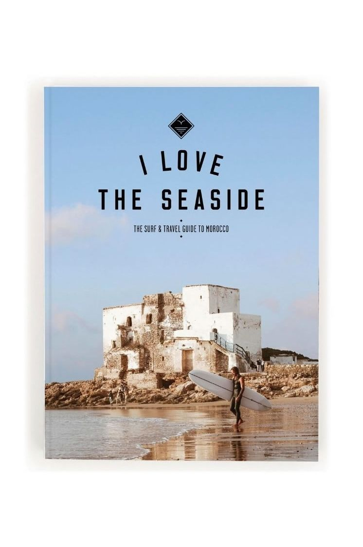 VR Book I LOVE THE SEASIDE GUIDE MOROCCO Assorted