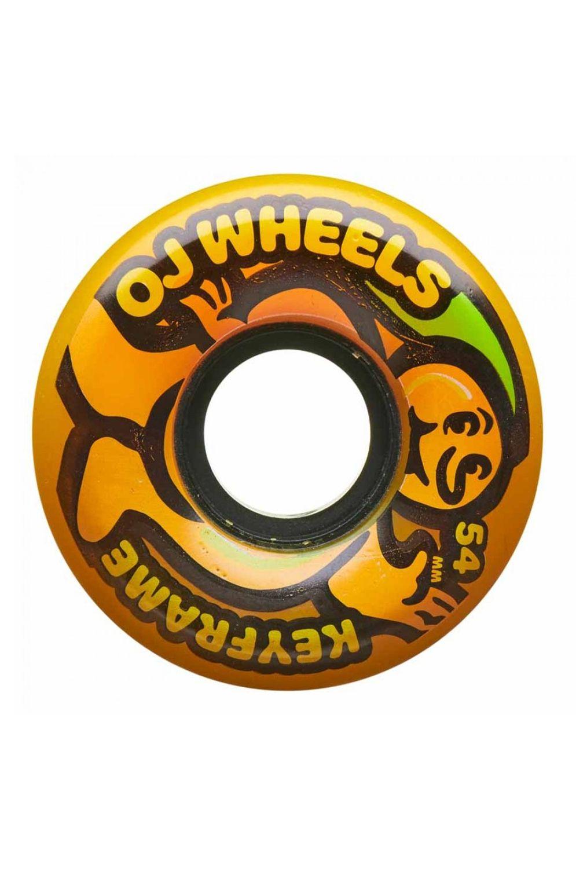 OJ Wheels Skate Wheels 54MM MANGO KEYFRAME 87A Assorted
