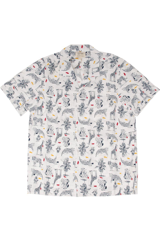 Otherwise Shirt J004 White