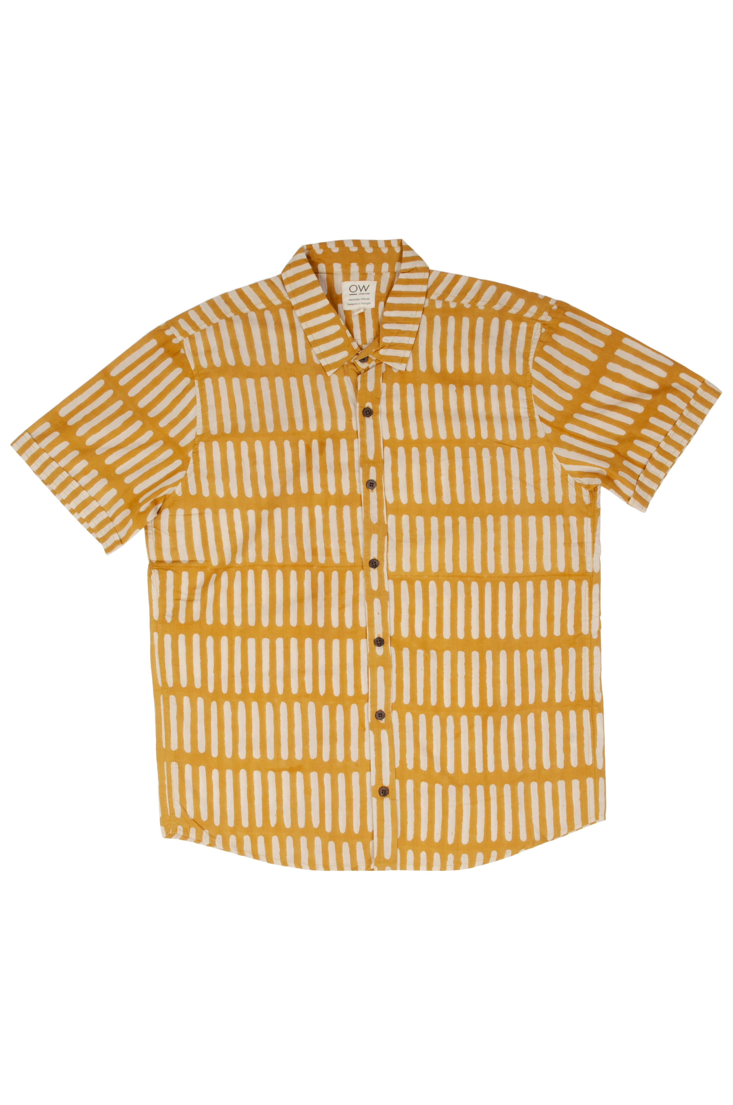 Camisa Otherwise F066 Brown