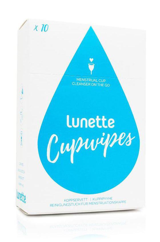 Lunette Diversos Toalhitas de Limpeza #10 Assorted