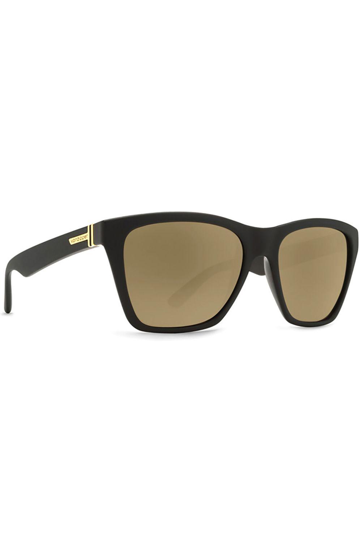 Oculos VonZipper BOOKER Battlestations Black / Gold Glo Chrome