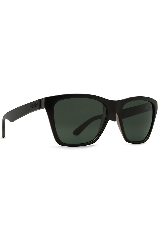 7bdce48c3 Oculos VonZipper BOOKER Black Satin   Grey
