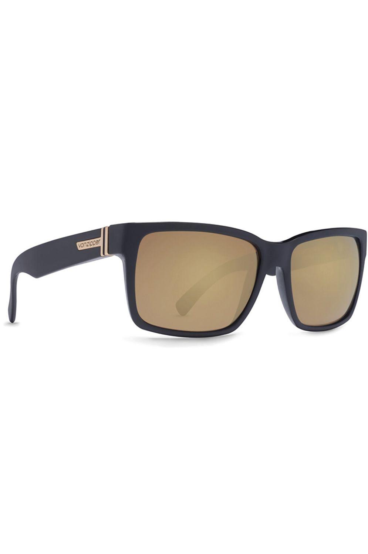 Oculos VonZipper ELMORE Battlestations Black / Gold Glo Chrome