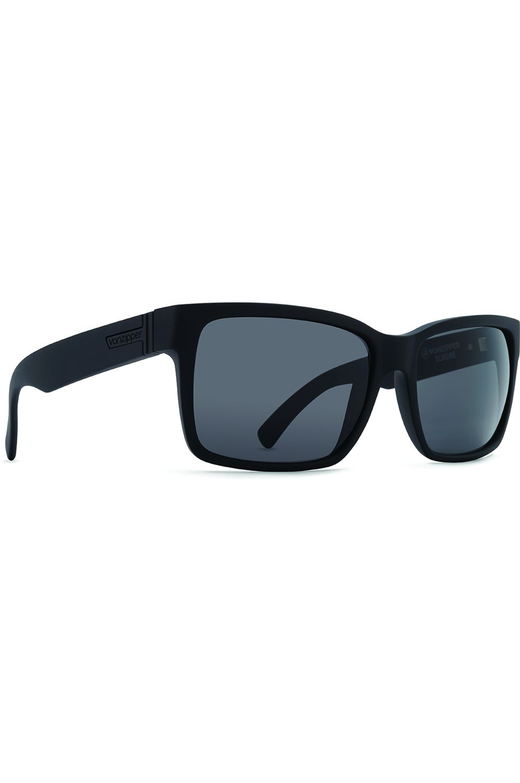 Oculos VonZipper ELMORE Black Satin / Grey
