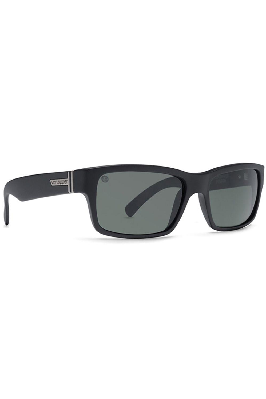 Oculos VonZipper FULTON Black Satin / Grey