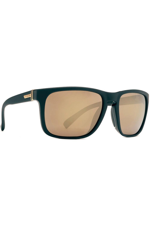 Oculos VonZipper LOMAX Battlestations Black / Gold Glo Chrome