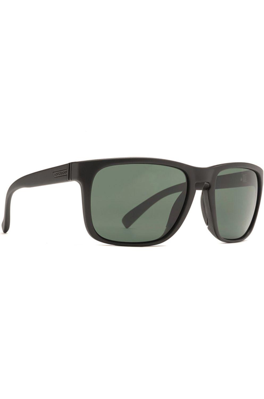 Oculos VonZipper LOMAX Black Satin / Grey