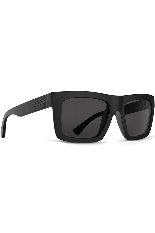 Oculos VonZipper DONMEGA Black Satin / Grey