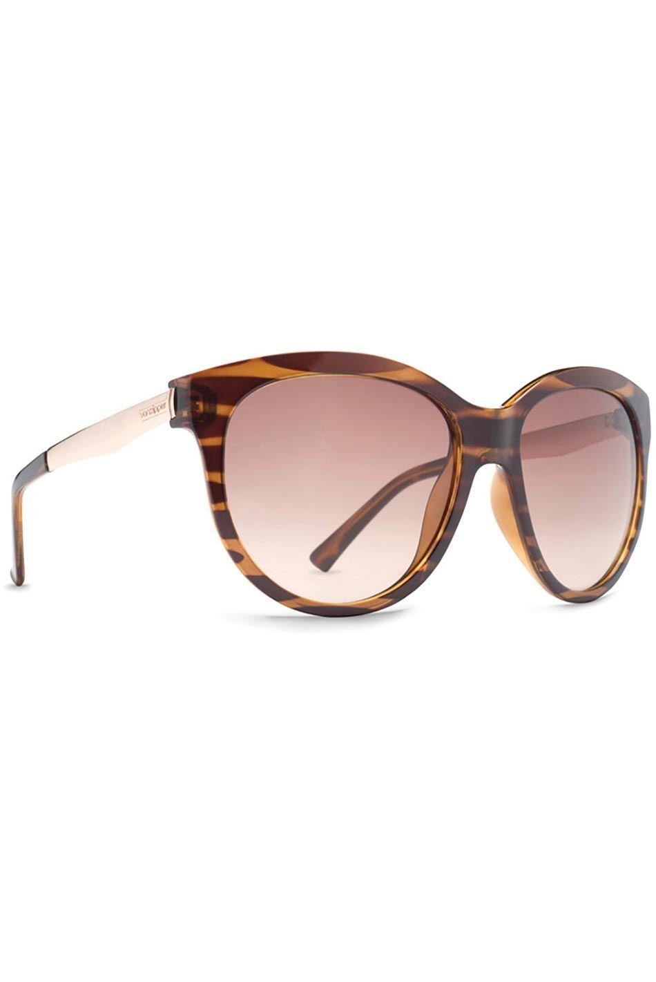 Oculos VonZipper CHEEKS Tortoise / Bronze Gradient