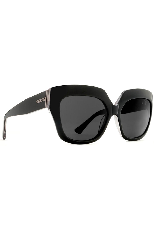 Oculos VonZipper POLY Black Glitter / Glitter Gradient