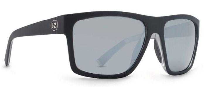 Oculos VonZipper DIPSTICK Black Steel / Silver Grey Chrome