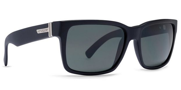 Oculos VonZipper ELMORE Black Steel / Silver Grey Chrome