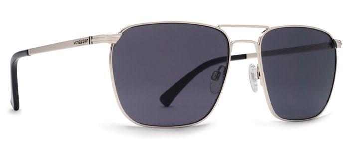 Oculos VonZipper LEAGUE Silver Gloss / Grey