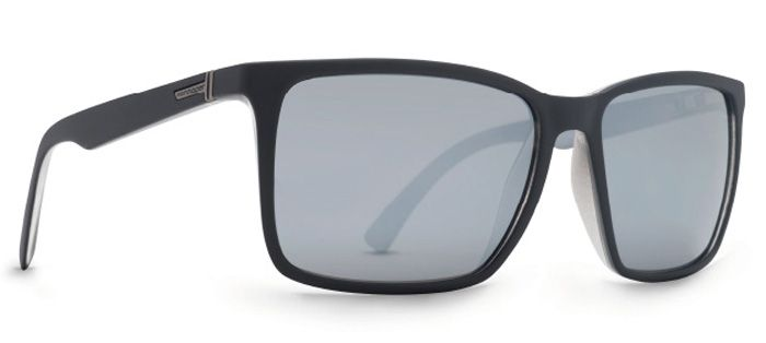 Oculos VonZipper LESMORE Black Steel / Silver Grey Chrome