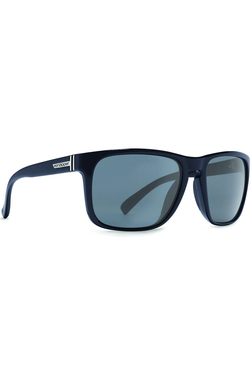 Oculos VonZipper LOMAX Black Steel / Silver Grey Chrome