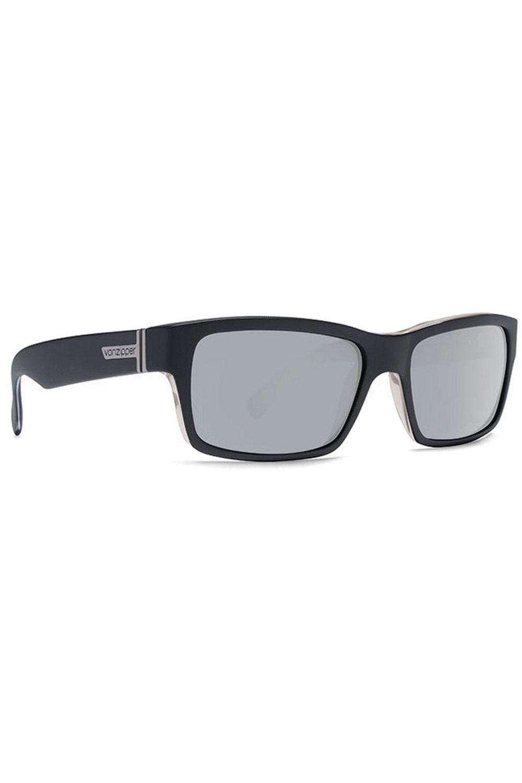 Oculos VonZipper FULTON Black Steel / Silver Grey Chrome