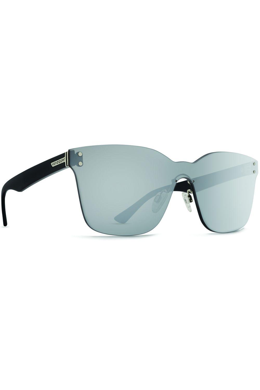Oculos VonZipper ALT HOWL Black Gloss (arms) / Flash Chrome Silver