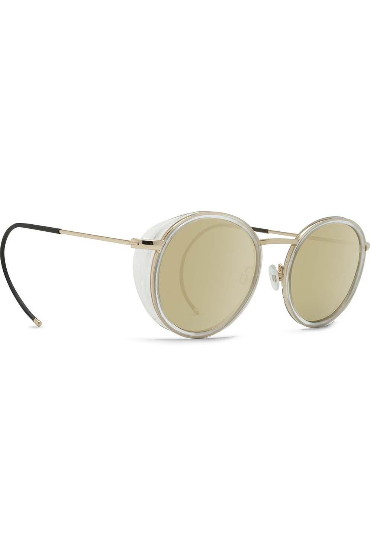 Oculos VonZipper EMPIRE (FCG) Crystal Gold Gloss / Gold Chrome