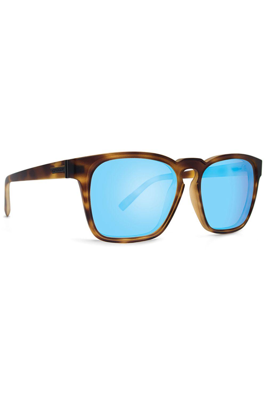Oculos VonZipper LEVEE Tortoise Satin / Blue Chrome