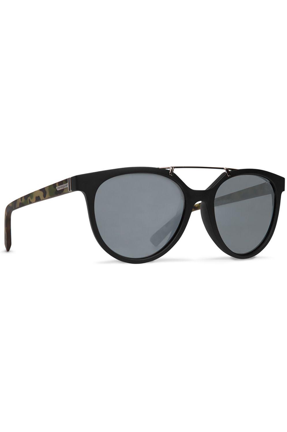 Oculos VonZipper HITSVILLE Black Satin Camo / Grey Silver Flash Chrome