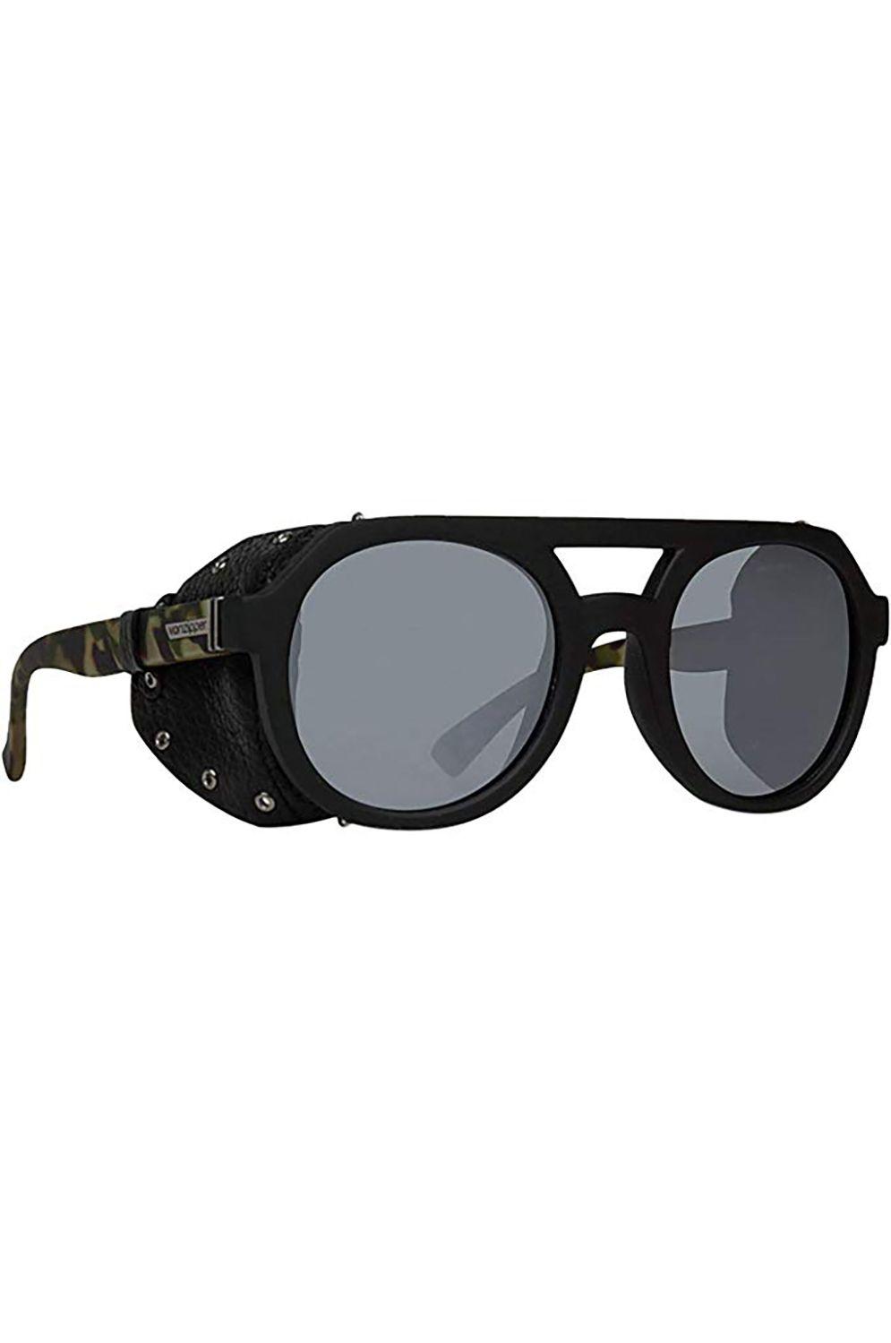 Oculos VonZipper PSYCHWIG Black Satin Camo / Grey Silver Flash Chrome