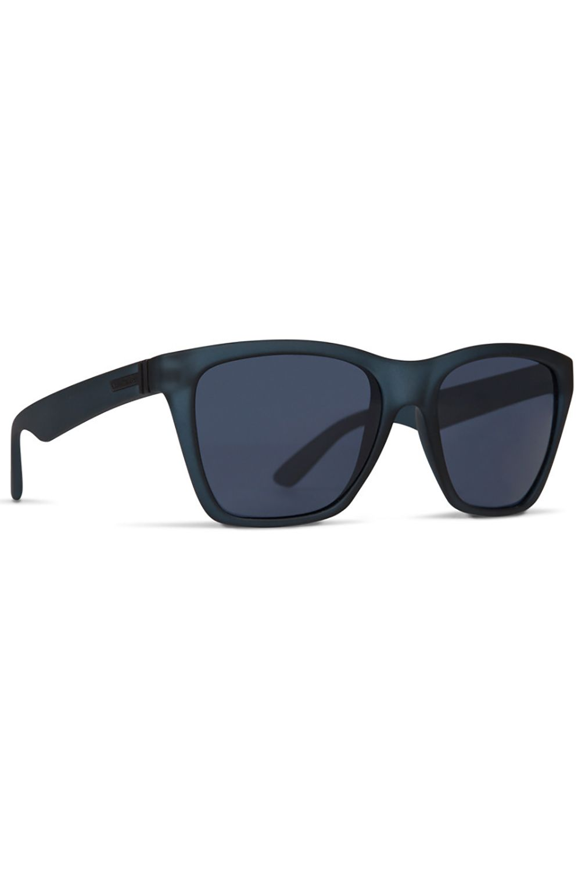 VonZipper Sunglasses BOOKER Navy Satin / Grey-Blue