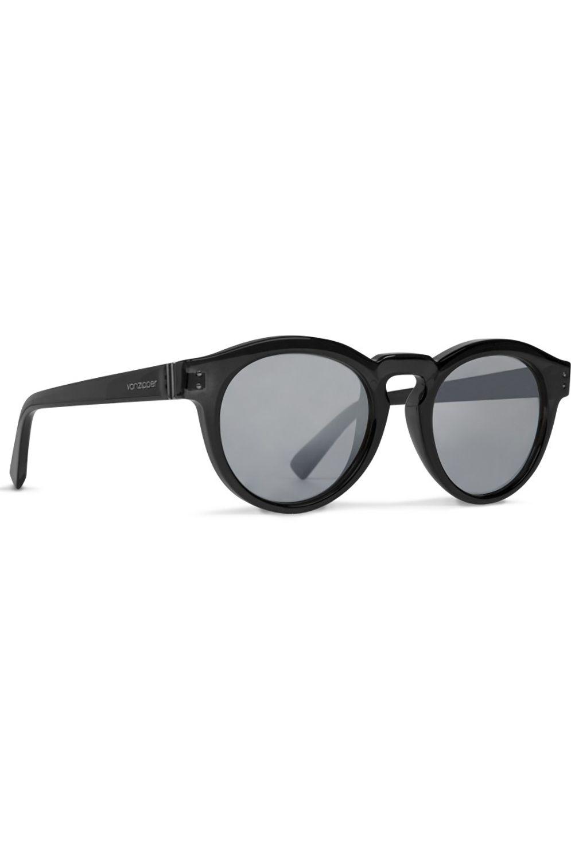 VonZipper Sunglasses DITTY Liquid Smoke / Grey Silver Chrome Gradient