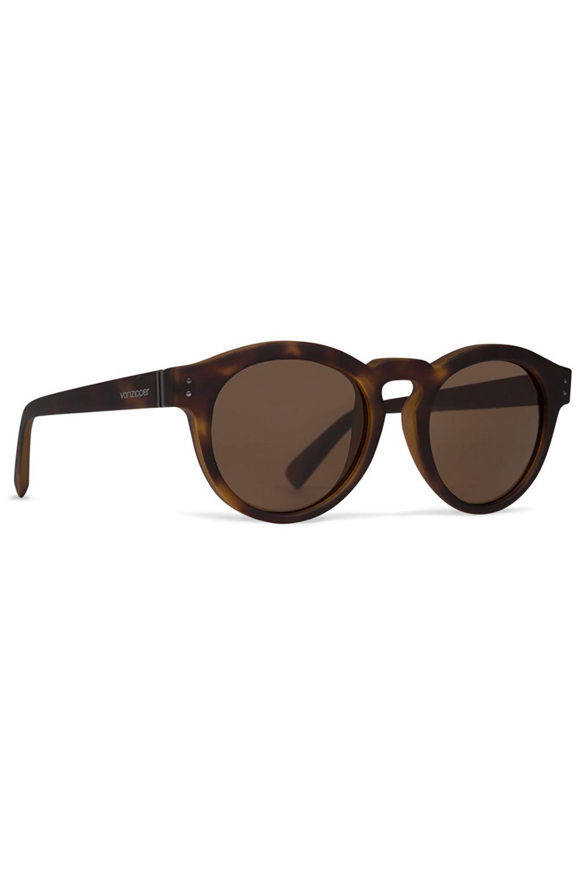 VonZipper Sunglasses DITTY Tortoise Satin / Bronze