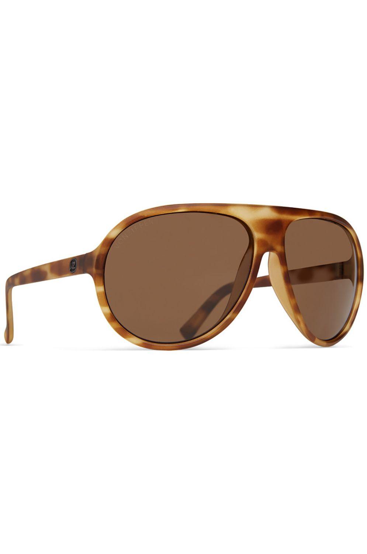 VonZipper Sunglasses ROCKFORD III Tortoise Satin / Bronze