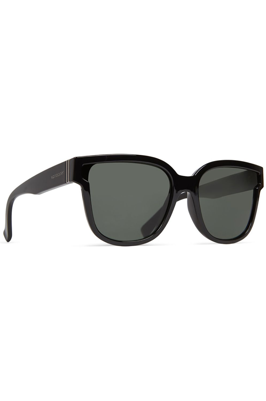 VonZipper Sunglasses STRANZ Black Gloss / Vintage Grey