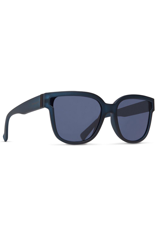 VonZipper Sunglasses STRANZ Navy Satin / Grey-Blue