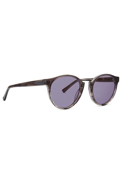 Oculos VonZipper STAX (FCG) Asphalt/Grey