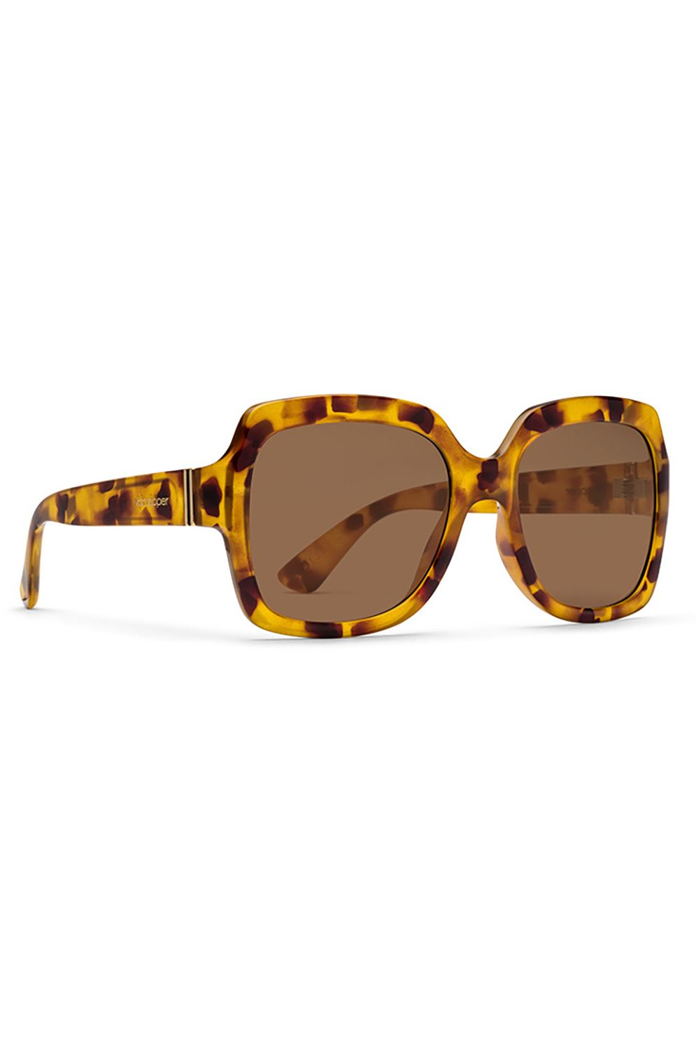 Oculos VonZipper DOLLS Spotted Tort - Gloss / Bronze