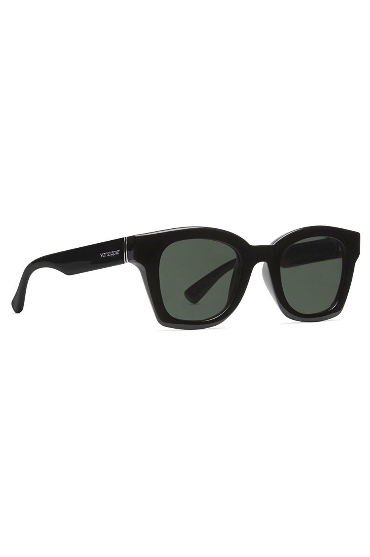 Oculos VonZipper GABBA Black Gloss / Vintage Grey