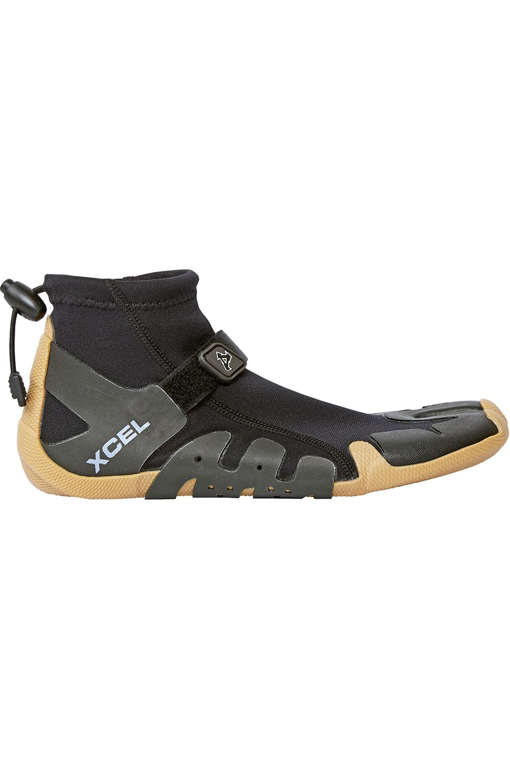 Botas Neoprene Xcel 1MM INFINITI SPLIT TOE REEF Black/Gum