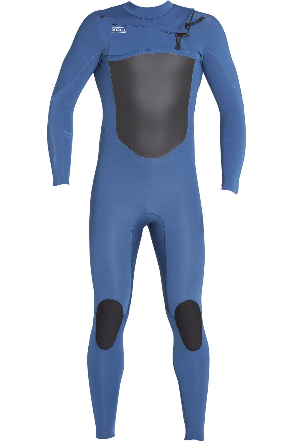 Fato Neoprene Xcel 3/2MM INFINITI X2 TDC THERMO LITE FULLSUIT All Cascade Blue 3x2mm